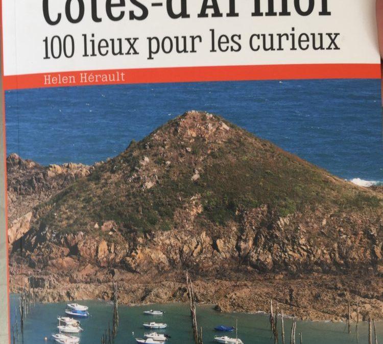 Huîtres Audineau dans «Côtes-d'Armor 100 lieux pour les curieux»